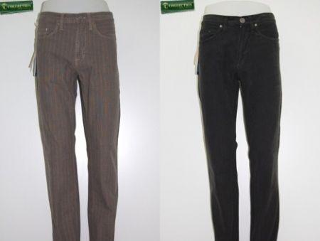Jeans fustagno spigata Cerruti 1881 due colori