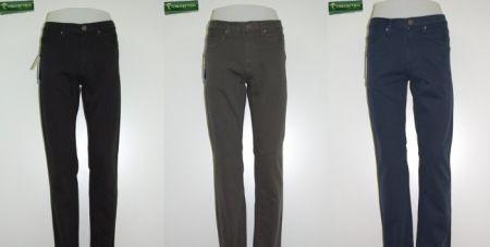 Moleskin Jeans, Cerruti 1881 three colors