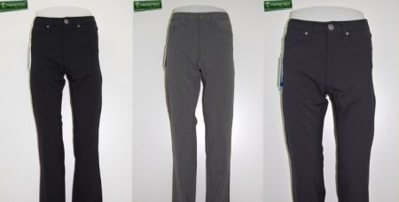 Cerruti Jeans stretch wool in three colors