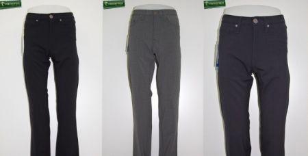 Jeans Cerruti lana stretch in tre colori