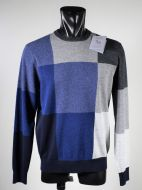 Sweater mixed cashmere knights modern fit