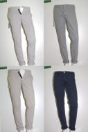 Washed cotton pants Fradi 4 colors
