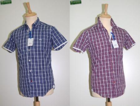 Fashion slim fit shirt Was Milan