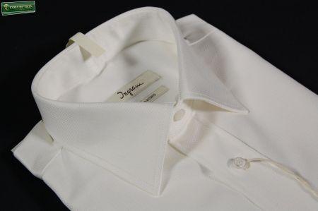 Camicia classica cotone doppio ritorto ingram
