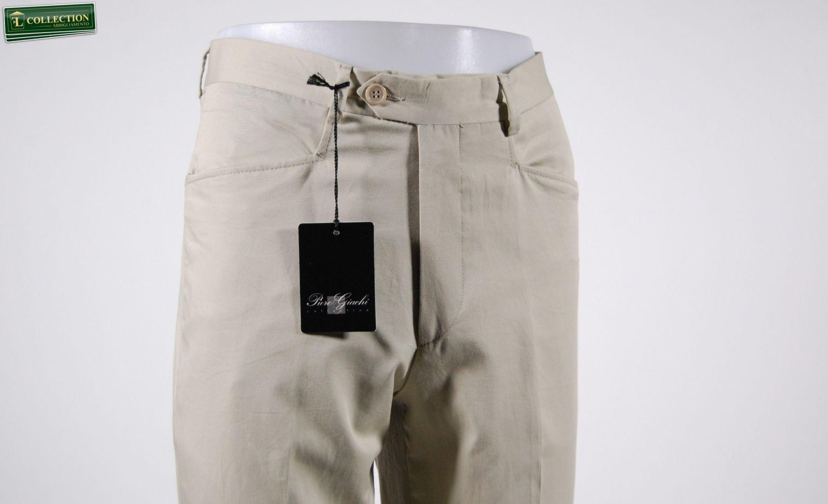 Classico Cotone Uomo Colori In Carrettiera 4 Larusmiani Pantalone 7waq8Sd8