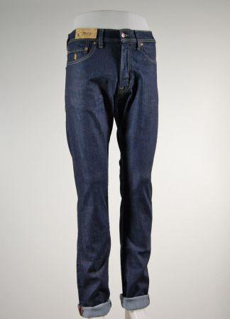 Jeans uomo marlboro classics mcs blu denim elasticizzato