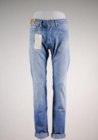 Light washed denim Jeans mcs