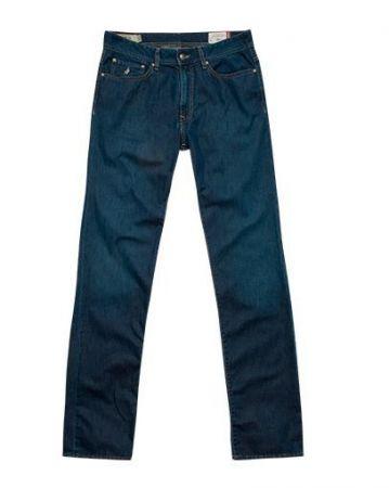 Jeans mcs blu lavato stone wash lunghezza L36