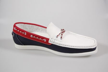 Rubber loafer in three colours all sizes