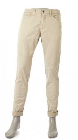 Jeans sportivo cinque tasche fradi in cotone stretch