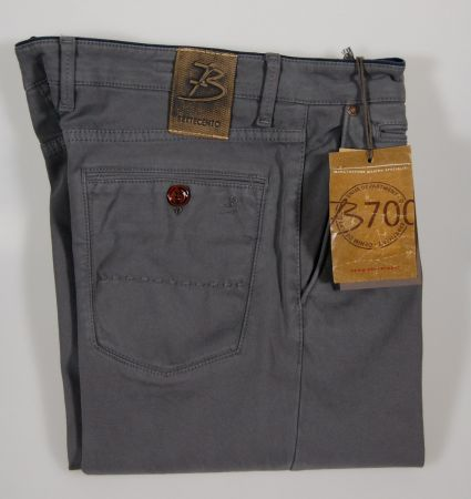 Pantalone b settecento gabardina stretch in quattro colori
