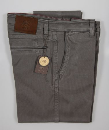 Pantalone tasca americana slim fit fradi in quattro colori