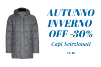 Autumn Winter -30% DISCOUNTS