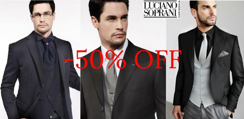 Luciano Sosprani Cerimonia -50%