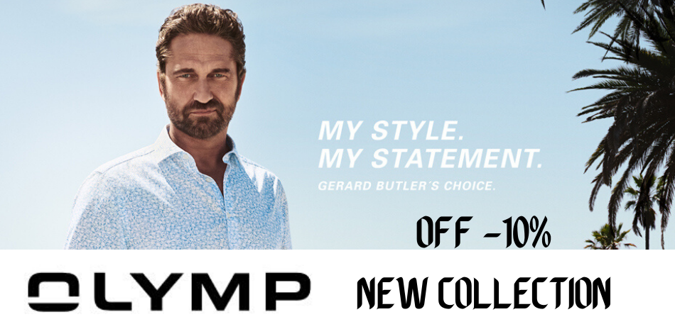 Shirts Olymp OFF -10%